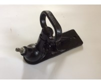 QUICK RELEASE COUPLING 3 HOLE BLACK 50MM 2000KG RATED TRAILER PART