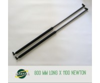 1 Pair Gas Strut / Springs  800MM Long - 1100NEWTON Caravan Camper Trailer Canopy Lift Support Prop
