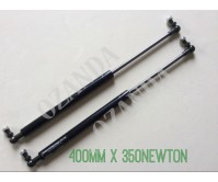Gas Strut / Springs (Pair) 400mm - 350n Caravan Camper Trailer Canopy Toolboxes