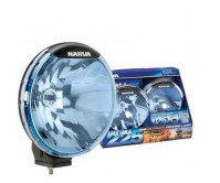 Narva Ultima 225 Blue Broad Beam Driving Lamp Kit 12 Volt 100W 225mm dia.71670BE