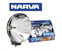 Narva Ultima 225 Pencil Beam Driving Lamp Kit 12 Volt 100W 225mm dia. 71680