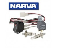Narva Ultima 225 24V Conversion Kit 74430
