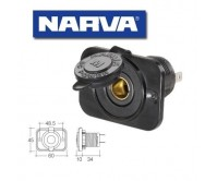 Narva Heavy-Duty Merit Socket 81130BL