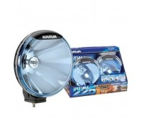 Narva Ultima 225 Blue Pencil Beam Driving Lamp Kit 12 Volt 100W 225mm dia