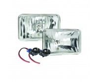 Narva 12V 55W High Beam Free Form Halogen Headlamp Conversion Kit 4WD ADR 72022