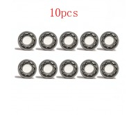 10PCS High Speed Stainless Steel R188 Ball Bearings for Tri-Finger Fidget Spinner Stress EDC Toy 3D Printer