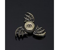 Dragon Wing Style Tri-Fidget Spinner Hand Finger Spinner ADHD EDC Focus Stress Releaver Toy Gift For Kids Adults Autism